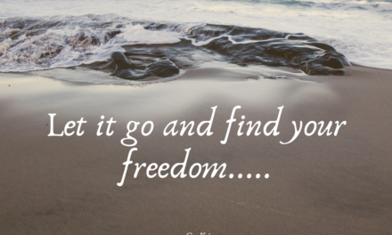 How to Let Go and Experience Freedom